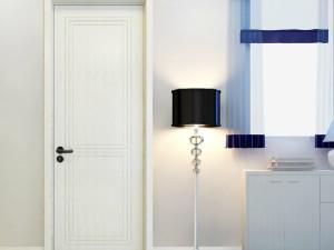 TATA木门 方正大雅派 实木复合免漆门 室内门 7色可选