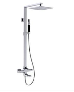 科勒斯磊淋浴柱K-45372T-4-CP