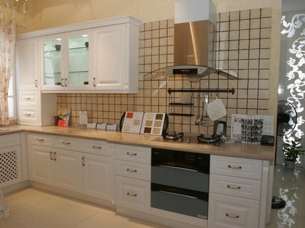 百丽橱柜- 整体厨房,地中海风情