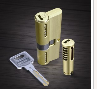 金点原子Y60#70AB叶片锁芯。