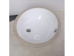 英皇卫浴 时尚优雅陶瓷盆 圆形盆 HA-3313全国包物流