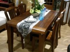 爱蒂思餐厅组 AC108餐台 AC204餐椅