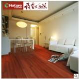 大自然大甘巴豆纯实木地板图片