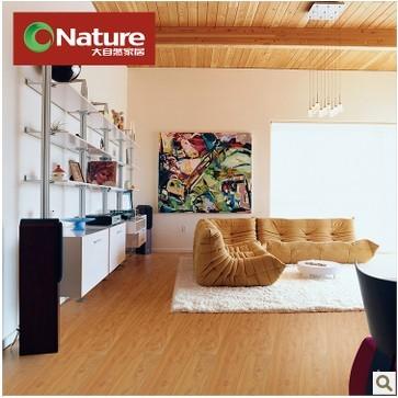 大自然威克灰橡强化复合木地板