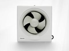 松下正品壁用长寿命厨房卫生间排风扇静音换气扇FV-15VW2