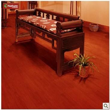 大自然STSC1903红檀香色生态地板