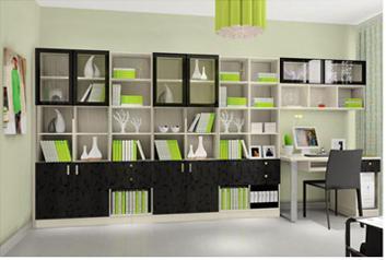 尚品宅配 定制客厅家具定制橱柜定制书柜 定制环保家具