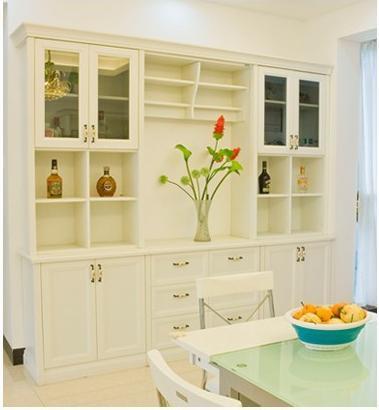 尚品宅配 定制客厅家具定制衣柜 定制柜类家具