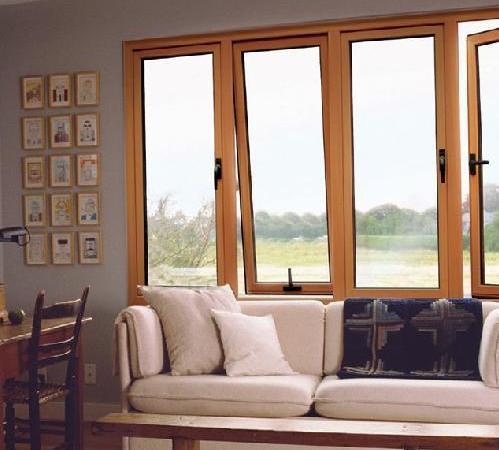 凤铝断桥铝80型金属窗