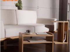 皇朝家私QK03SJ001 客厅现代简约实板木小茶几