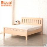 皇朝家私QK01A003山姆储物双人木板床架图片