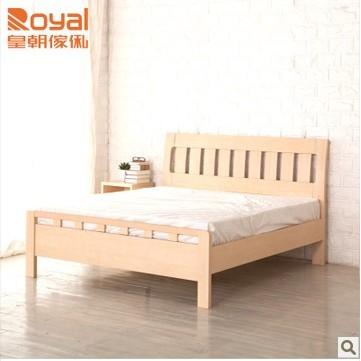皇朝家私QK01A003山姆储物双人木板床架