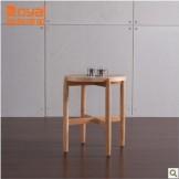 皇朝家私QK03SJ002现代简约易板木小茶几茶桌