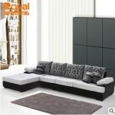 皇朝家私 QRS1252布艺沙发小户型沙发组合