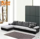 皇朝家私 QRS1252布艺沙发小户型沙发组合图片