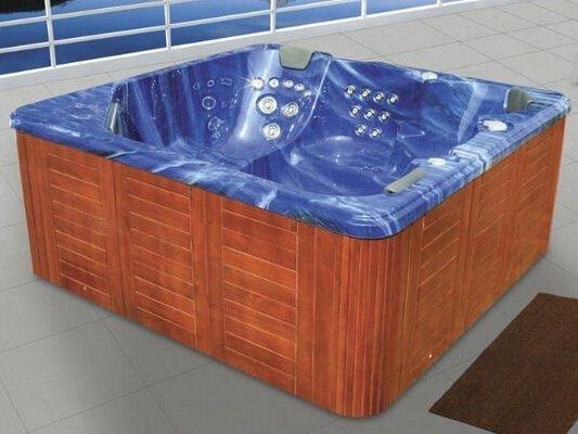 蒙娜丽莎户外冲浪按摩浴缸,SPA户外泳池缸