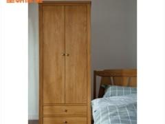 皇朝家私QK02D001新伦田园系列 板式衣柜