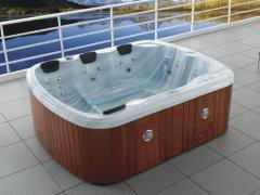 蒙娜丽莎户外浴缸, 亚克力浴缸