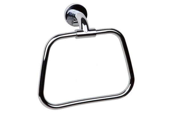 迪森9609铜镀铬毛巾环