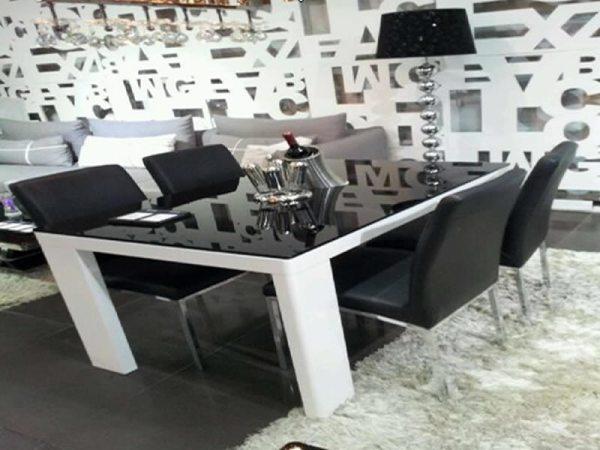英莎驰阳光3008餐桌椅(一桌四椅)