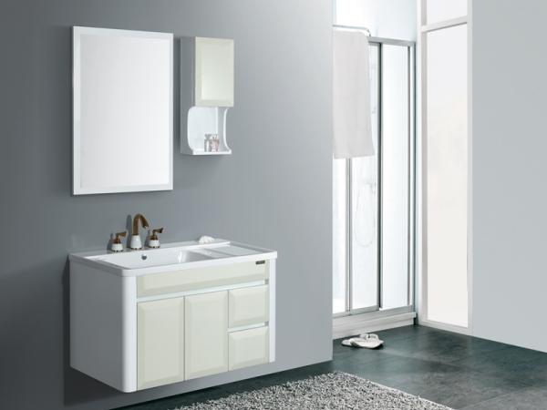 劳达斯卫浴 pvc浴室柜BC141D