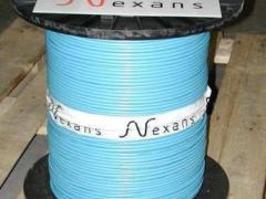 耐克森TXLP/2R 1370/17双导发热电缆
