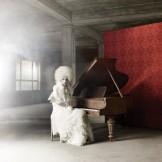 柔然PIANO/钢琴曲PIA304无纺壁纸非标品