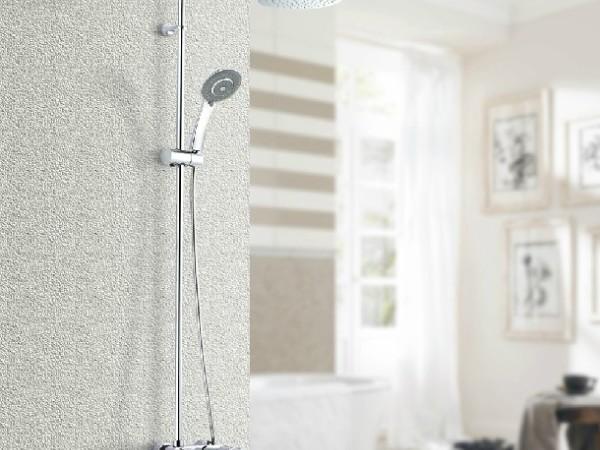 摩恩MOEN卫浴淋浴花洒全铜龙头水呼吸雨淋喷头194321E
