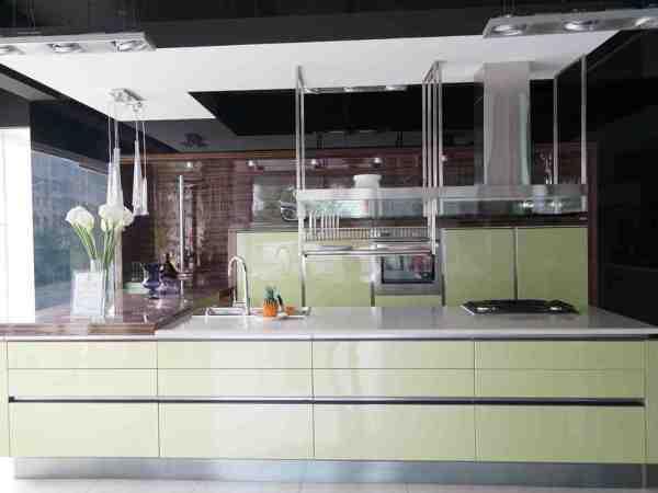 康洁整体家居-都市系列尖峰时刻厨柜