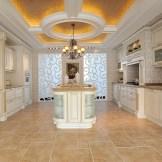 康洁整体家居-新古典系列娅特丽丝厨柜