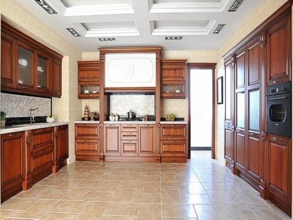 康洁整体家居-新古典系列巴塞罗那厨柜