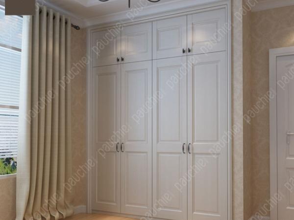 班尔奇瑞娅平开门衣柜包覆密度板推拉门定制组合衣柜