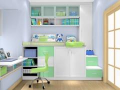 尚品宅配 定制儿童套房B18935 定制环保儿童房家具组合