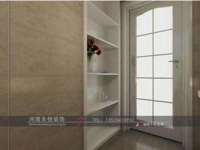现代简约-130平米三居室装修样板间