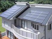 中电电气家庭户用太阳能并网发电系统-9KW