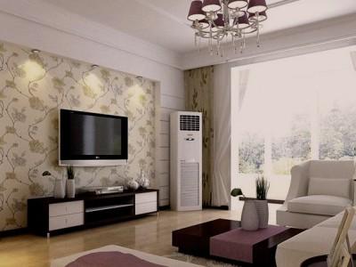 现代简约-76平米二居室装修设计