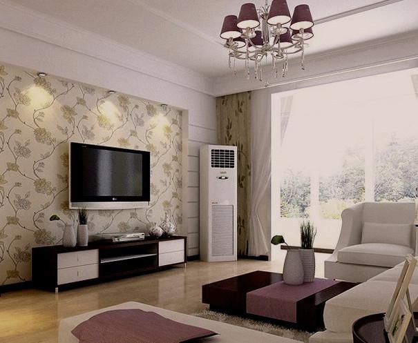 现代简约-76平米二居室-装修设计