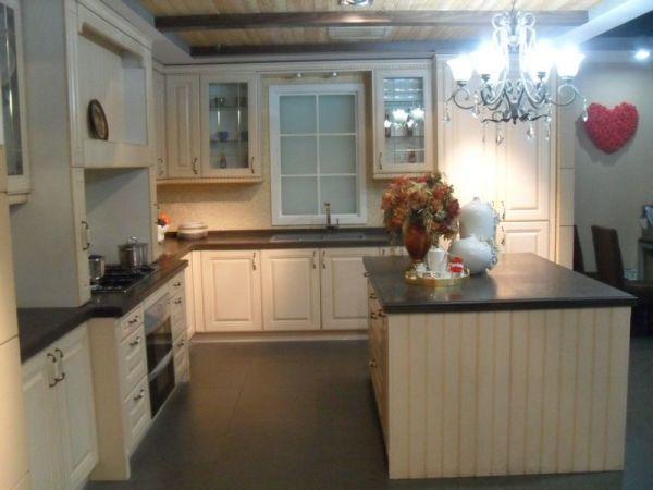 康洁整体家居-欧格系列马赛厨柜