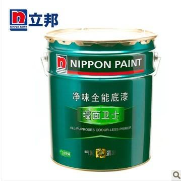 立邦漆 墙面卫士净味全能底漆15L