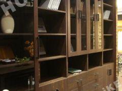 好莱客定制书柜