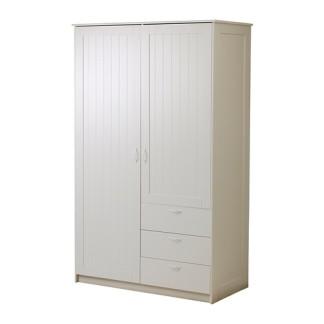 宜家 穆斯肯系列衣柜(带2个门 3个抽屉)