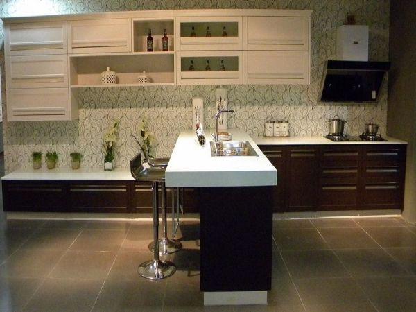 康洁整体家居-欧格系列维也纳厨柜