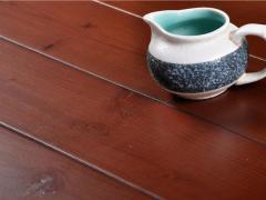 富林印象实木地板 纯实木12MM 芬兰松 FL348