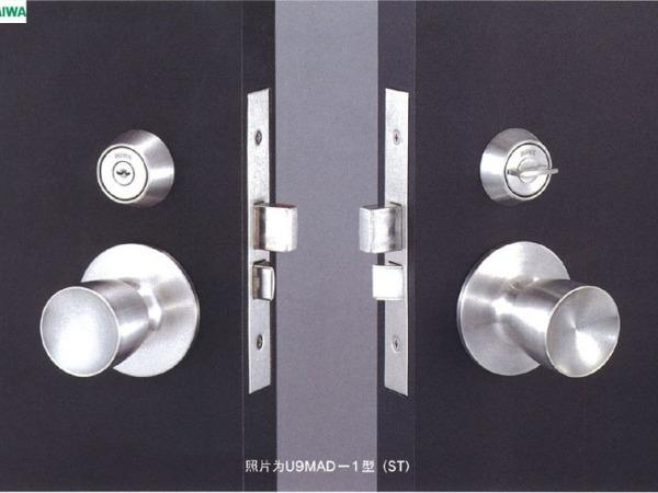 日本(MIWA)美和门锁U9MAD-1球形锁