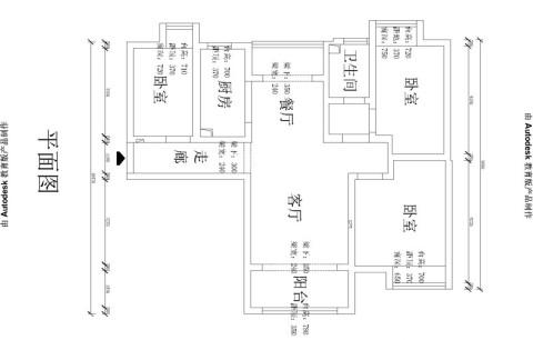 科目二考试路线平面图