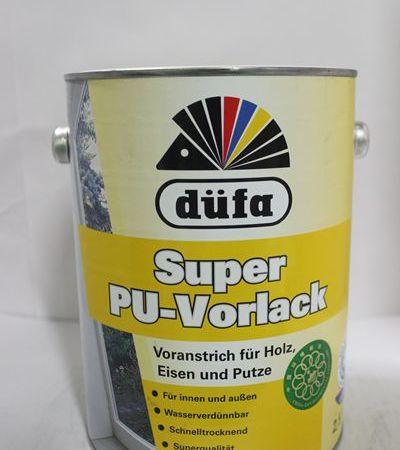 德国都芳超级水性木器PU色漆底漆(原装进口)