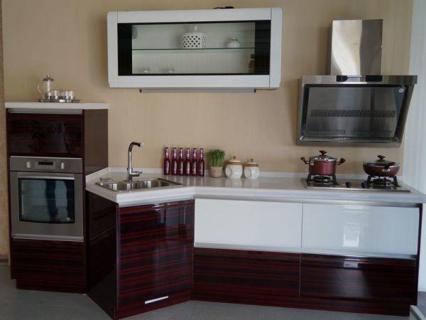 康洁整体家居-都市系列挪威森林厨柜