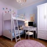 我爱我家上下床(裸床)SA101-12