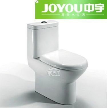 JOYOU 中宇卫浴 喷射虹吸式连体座便器 JY60063