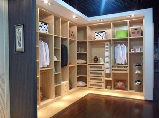 科隆世家定制式整体衣柜